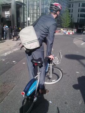 barcklay bike